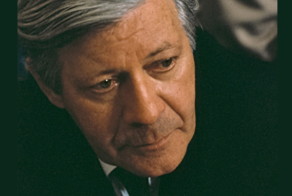 Helmut-Schmidt – West-Germany