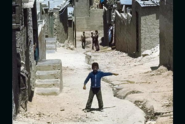 Palestinian Camp, Amman, Jordan