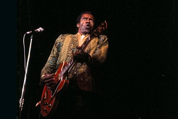 Chuck Berry, New York City