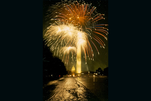 Fireworks, Washington DC